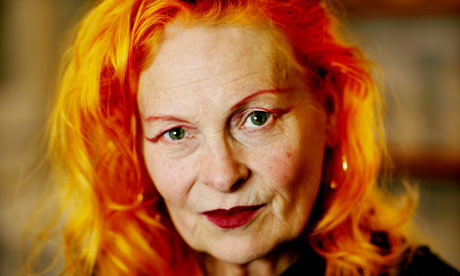 Vivienne Westwood: Queen of punk aesthetic discusses thoughtless ...